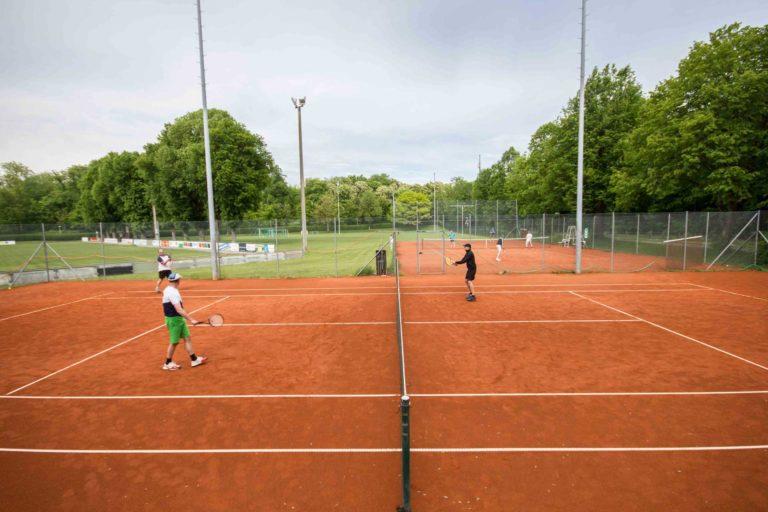tennis abteilung