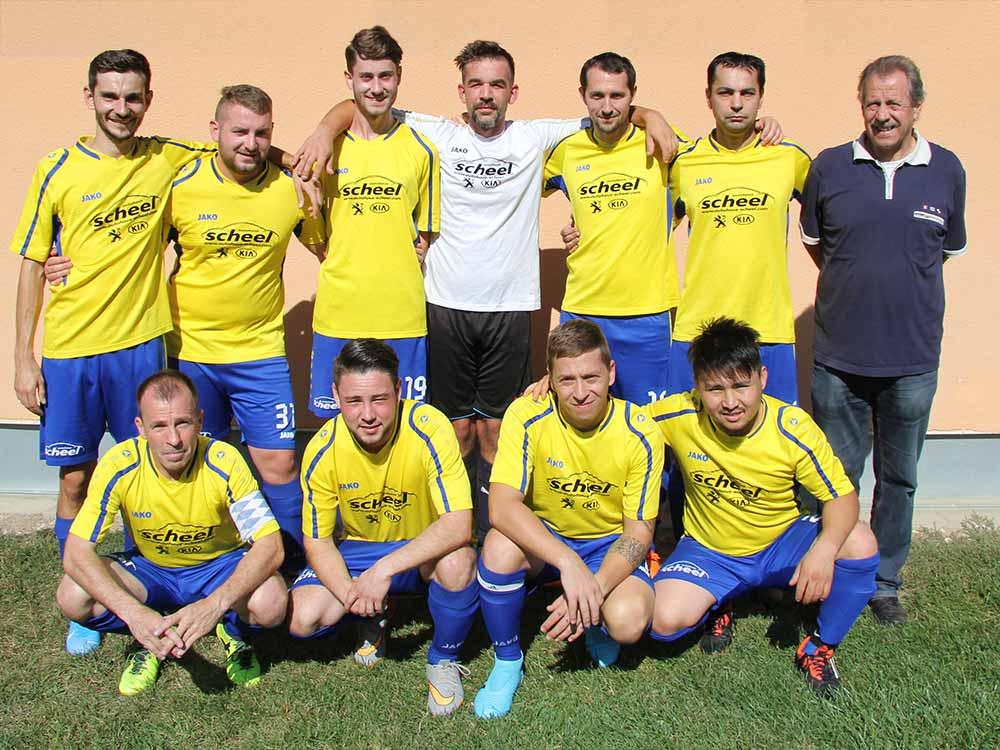 VfL Leipheim I. Mannschaft
