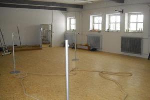 Entstehung Box-Gym