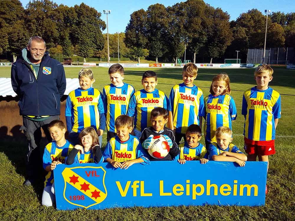 VfL Leipheim - Fussball - E-Junioren