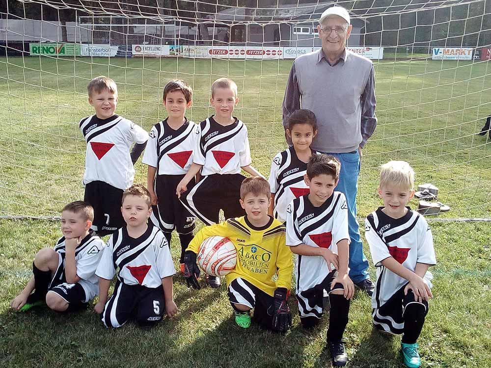 VfL Leipheim - Fussball - F-Junioren
