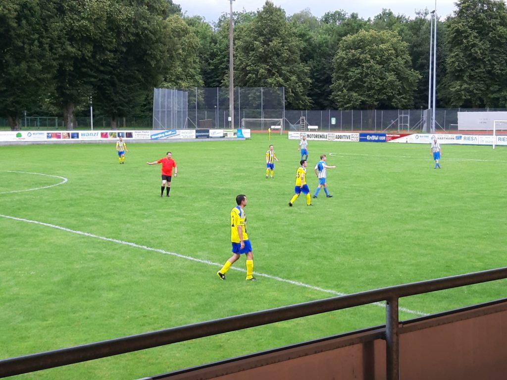VfL Leipheim - TSV Behlingen/Ried 2