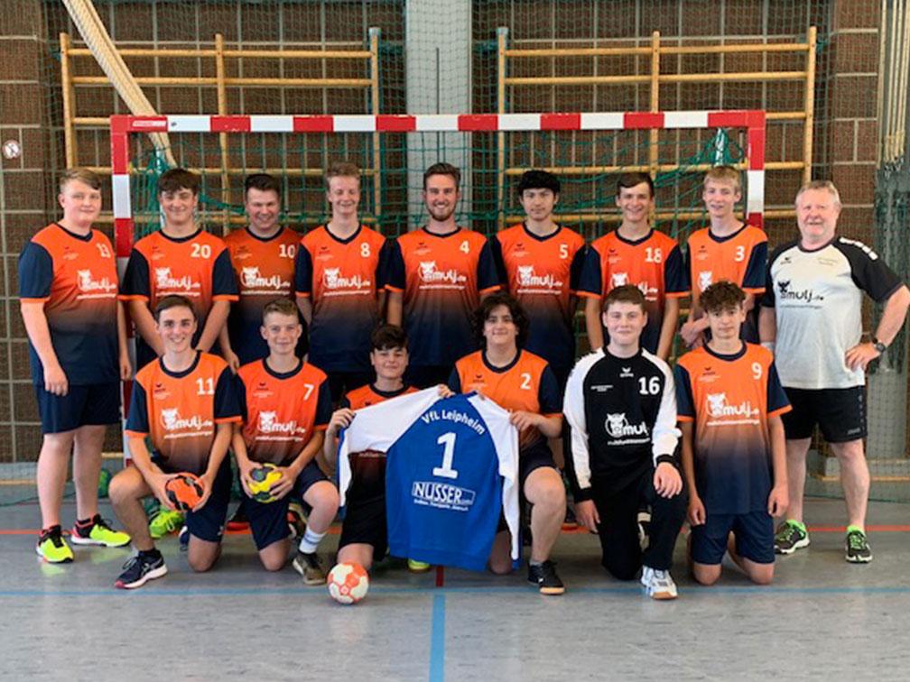 HSG Leipheim/Silheim B-Jugend 2021