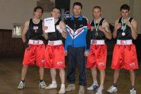 Box-Mannschaft 2003-2007