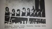 Box-Mannschaft 1953-1961