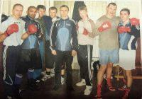 Box-Mannschaft 2008