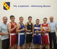 Box-Mannschaft 2012-2014